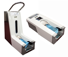 Automatic Shoe Cover Dispensers and Removers - Business & Industry Use